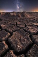 Majestic Scenery Of Volcanic D...