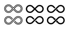 Infinity Sumbol. Set Infinity ...
