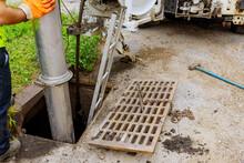 Sewage Industrial Cleaning Tru...