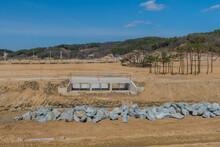 Landscape Of Construction Site.