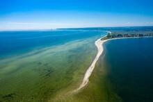 Rewa, Poland. Aerial View Of I...