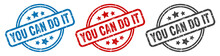 You Can Do It Stamp. You Can D...