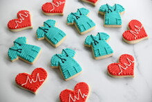 Medical Sugar Cookies