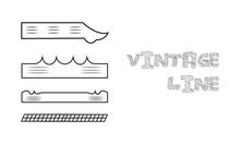 Vintage Shape - Vintage Line -...