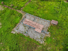 Aerial View Of The Corral In ...