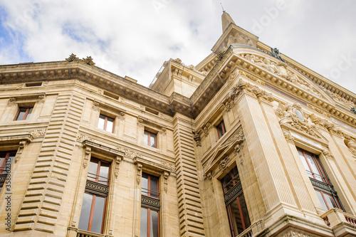 It's Opera Garnier, an opera house in Paris, France Fototapete