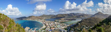 Panoramic View Of Philipsburg ...