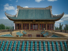 Roof Of Wuhan University