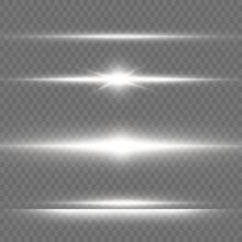 White Glowing Light.
