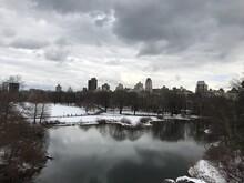 真冬のニューヨーク