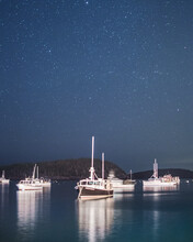 Bar Harbor In Acadia National Park