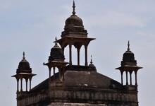 Top View Of Vikram Palace, Gwa...