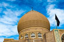It's Mausoleum Of Abbas I, Kas...