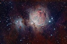 Orion Nebula HDR