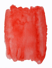 Watercolor Hand Painted Abstra...