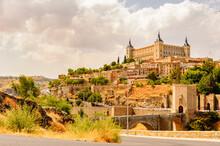 Toledo, Spain.  It Was Declare...