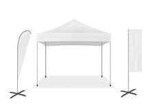 Pop-up Mobile Tent With Event ...