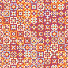 Colorful Seamless Pattern