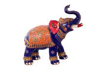 Indian Elephant Figurine