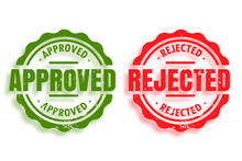 Approved And Rejected Rubber S...