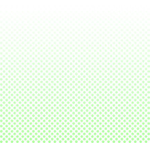 Abstract Background With Green Dots