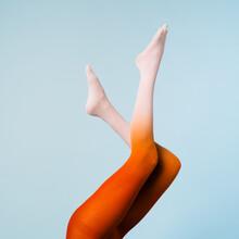 Legs In The Sky