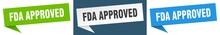 Fda Approved Banner. Fda Appro...