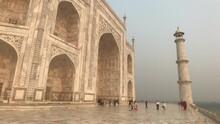 Agra, India, November 10, 2019...