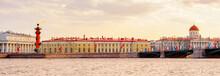 Vasilievsky Island Arrow, Sain...