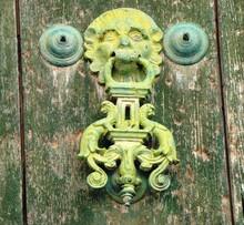 Ancient DoorKnocker (andean B...