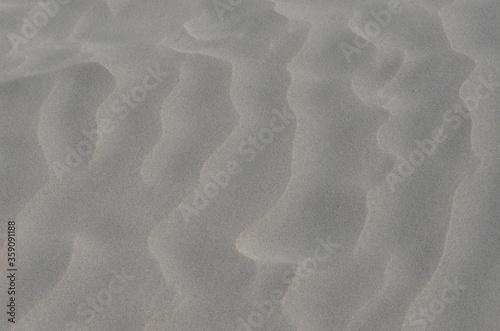 Wind Blown Sand Texture Billede på lærred