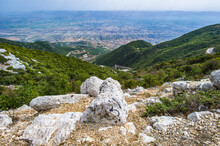 It's Golan Heights, Rocks Of Syria