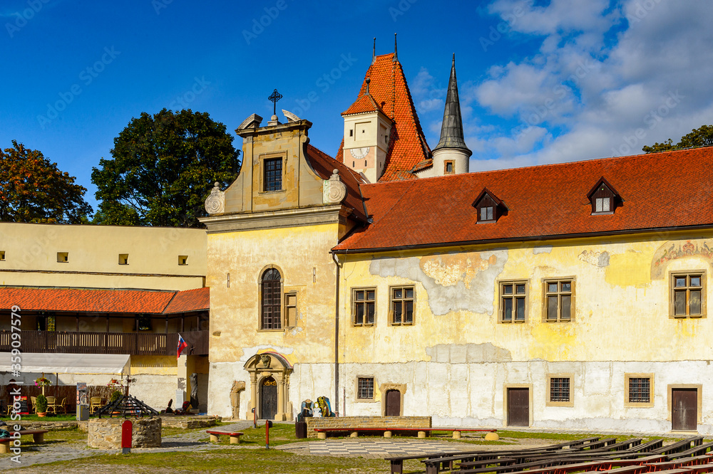 Fototapeta Castle of Kezmarok, Slovakia
