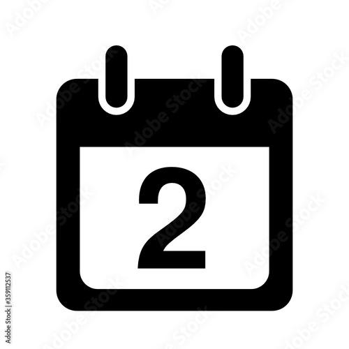 kalendarz ikona Tapéta, Fotótapéta