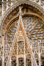 Rouen Cathedral, A Catholic Ch...