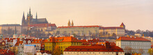 Prague Castle Of Hradcany, Pra...