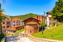 It's Architecture Of Kastoria,...