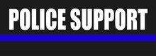 Police Support Background