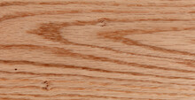 Solid American Red Oak Wood Texture Background In Filled Frame Format