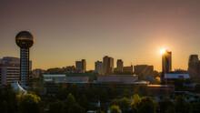 Sunrise Sunburst Over The Litt...