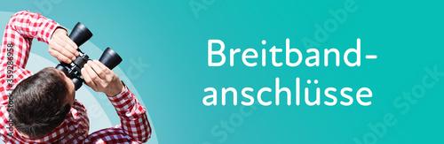 Photo Breitbandanschlüsse