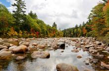 Beautiful Fall Foliage Along T...