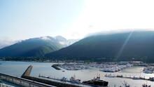 Sunrise In Port City