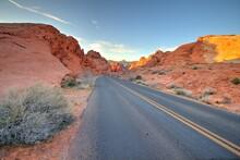 Nevada Highway 169 Is A Nevada...