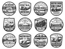 Motor Show, Retro Cars Museum,...