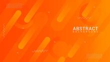Dynamic Orange Textured Backgr...