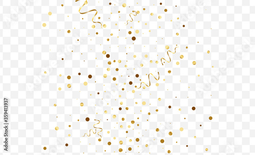Obraz Gradient Bright Dot Background. Light Polka Card.  - fototapety do salonu
