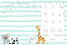 Design For Baby Blanket, Stars...