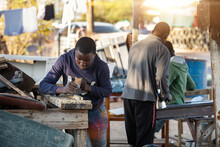 Metal And Wood Workers