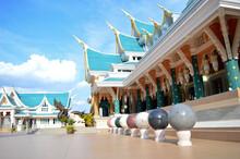 Wat Pa Phu Kon In Udonthani,Th...